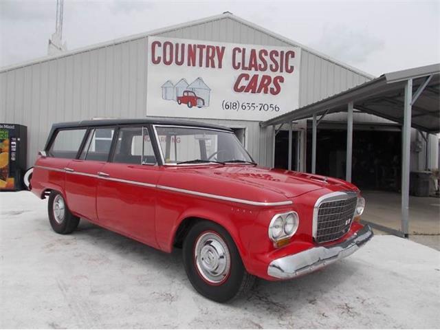 1963 Studebaker Lark (CC-938758) for sale in Staunton, Illinois