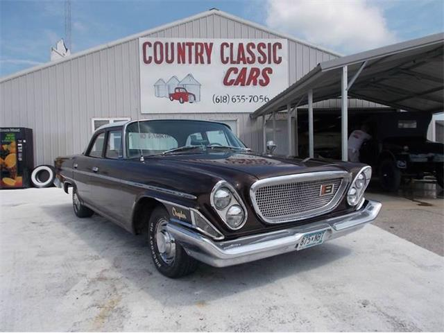 1962 Chrysler Newport (CC-938791) for sale in Staunton, Illinois