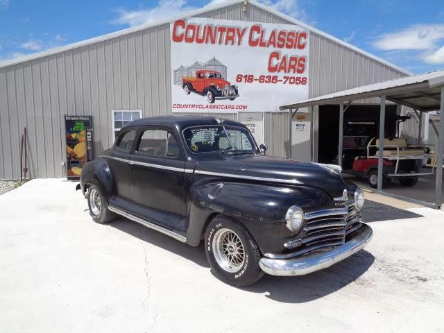 1948 Plymouth Coupe (CC-938798) for sale in Staunton, Illinois
