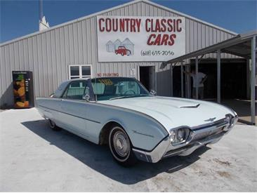 1961 Ford Thunderbird (CC-938820) for sale in Staunton, Illinois