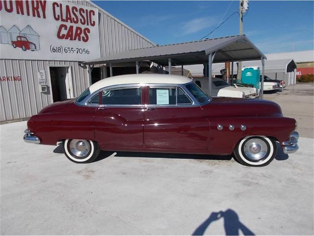 1951 Buick Super (CC-938850) for sale in Staunton, Illinois