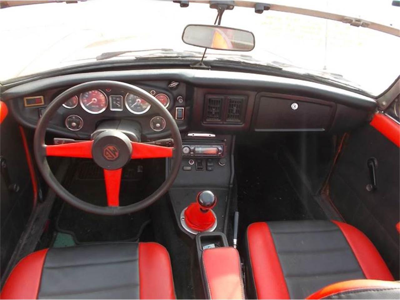 1974 MG MGB (CC-938932) for sale in Staunton, Illinois