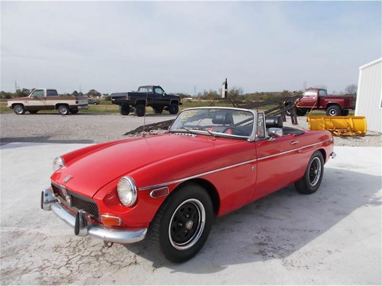 1974 MG MGB for Sale | ClassicCars.com | CC-1300156