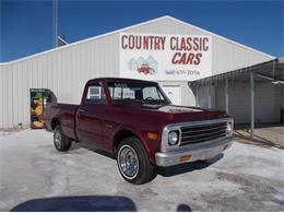 1971 Chevrolet C/K 10 (CC-938951) for sale in Staunton, Illinois