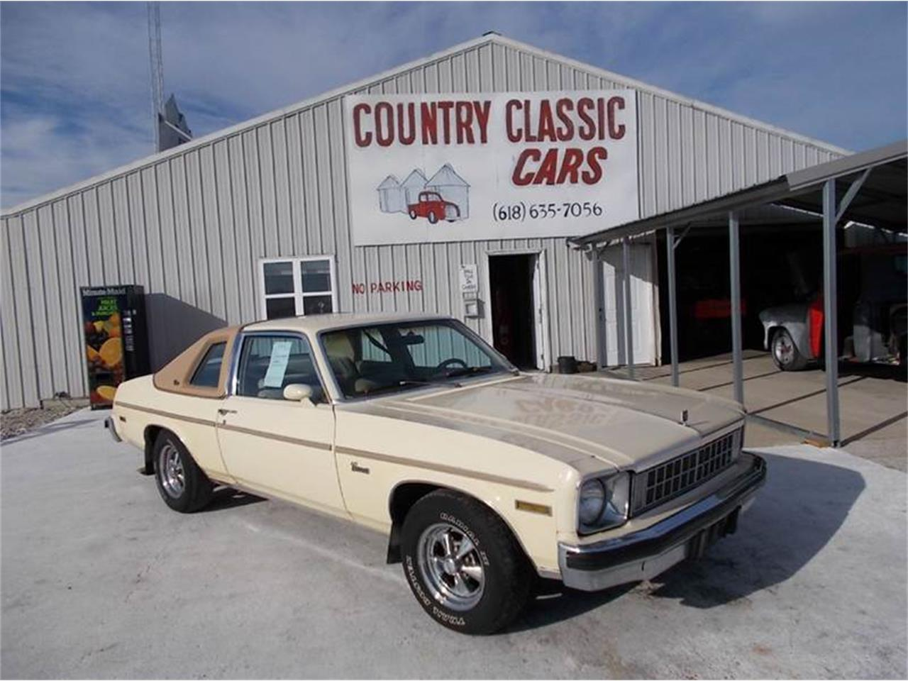 1976 Chevrolet Nova (CC-938962) for sale in Staunton, Illinois