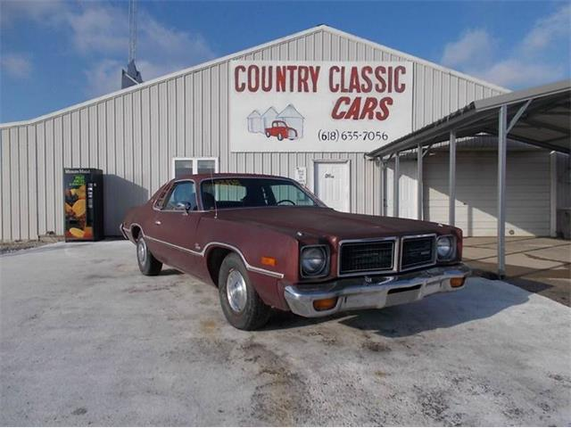 1976 Dodge Charger (CC-938984) for sale in Staunton, Illinois