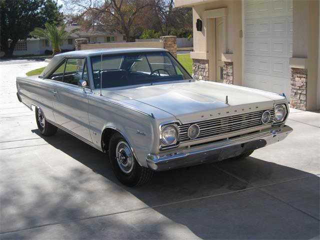 1966 Plymouth Satellite (CC-939013) for sale in MESA, Arizona