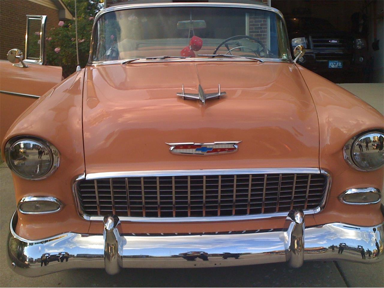 1955 Chevrolet Bel Air (CC-939294) for sale in Louisville, Kentucky