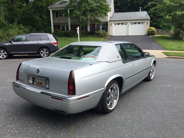 1999 Cadillac Eldorado (CC-939973) for sale in Crofton, Maryland