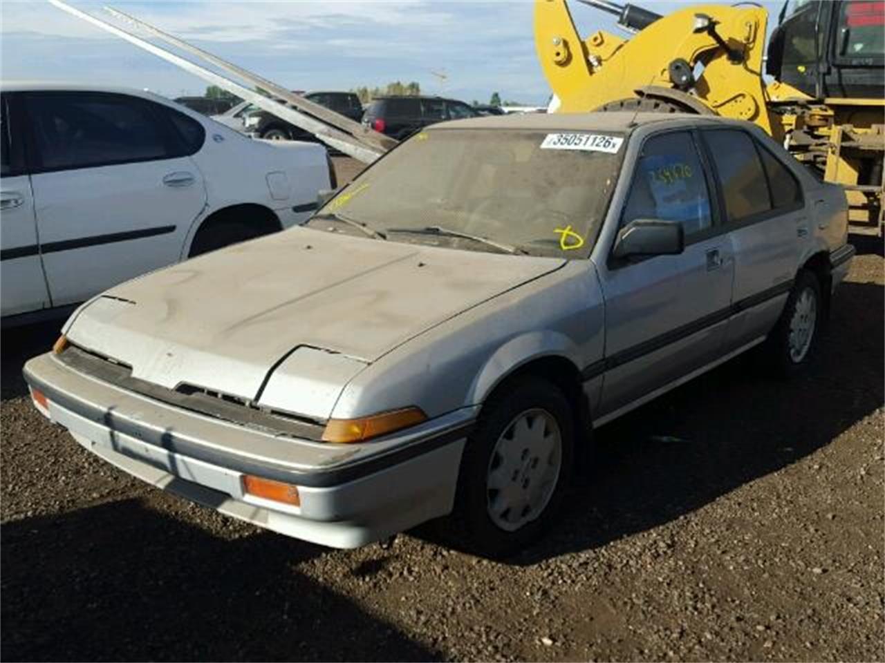 1987 Acura Integra For Sale Classiccars Com Cc 941516