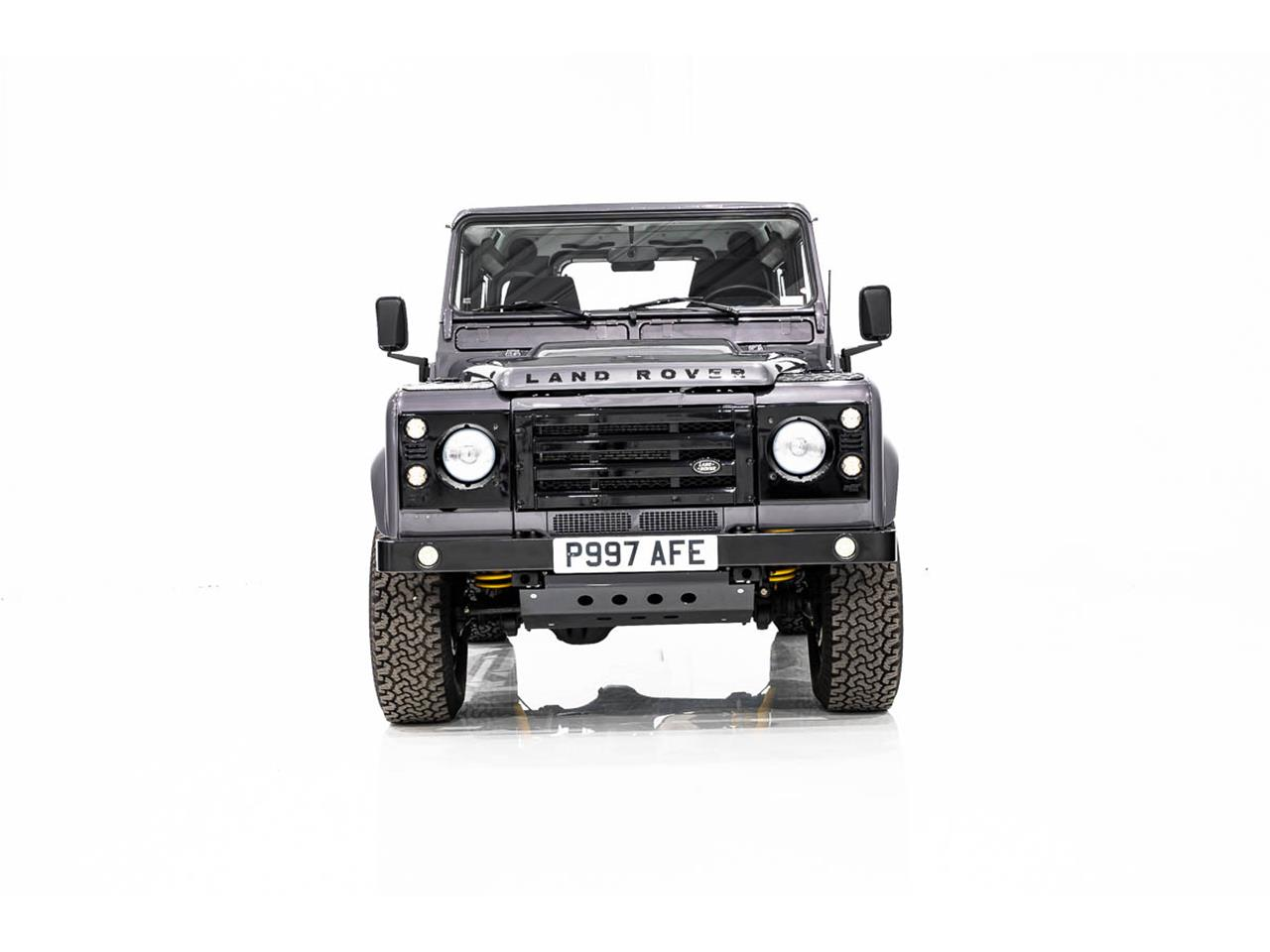 1997 Land Rover Defender (CC-940236) for sale in Montreal, Quebec