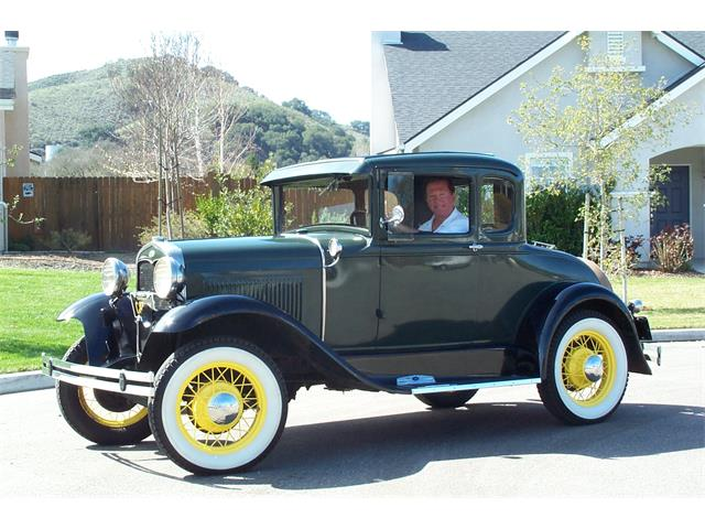 1931 Ford Model A (CC-942482) for sale in Los Alamos, California