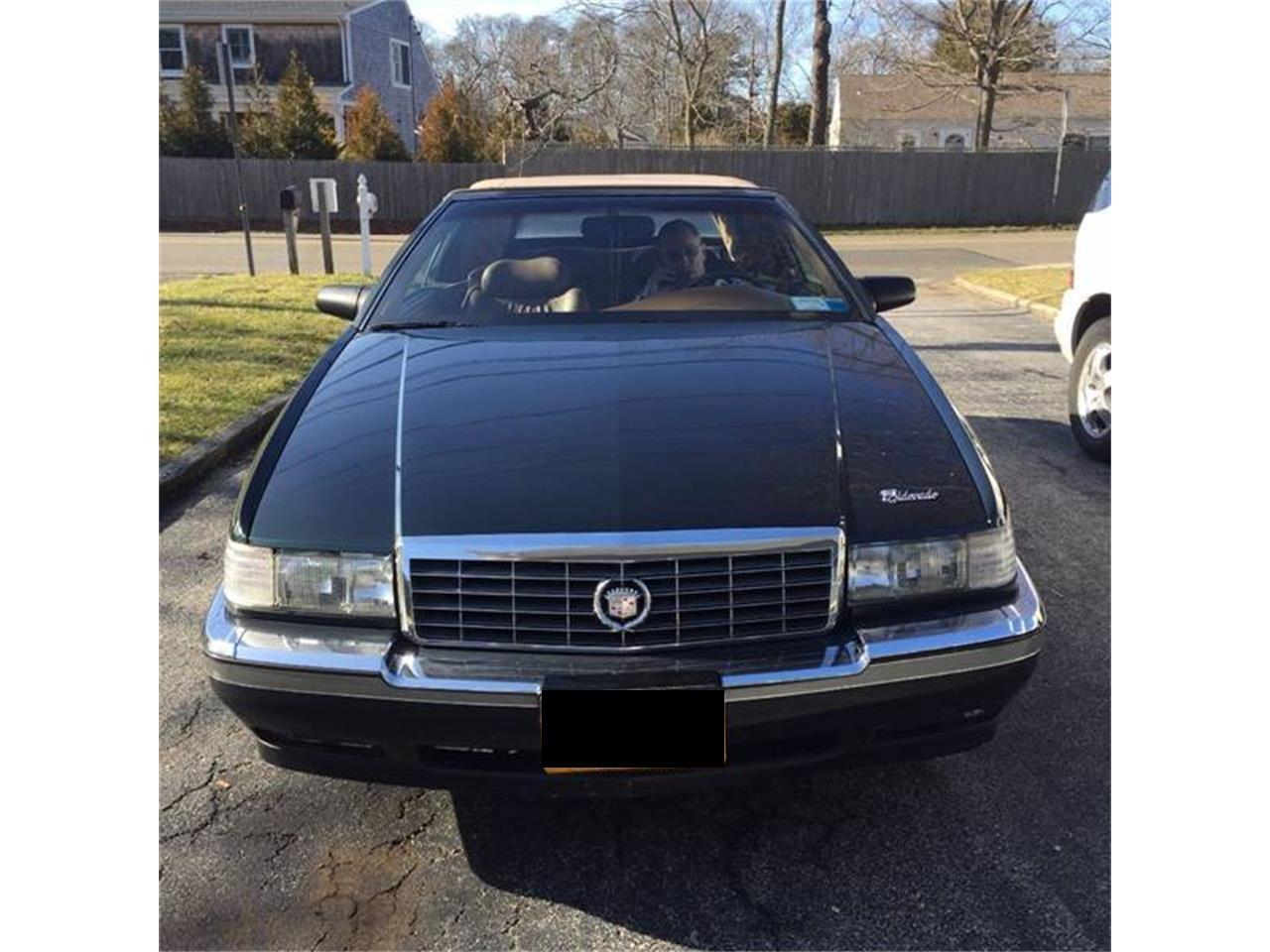 1992 cadillac eldorado for sale classiccars com cc 942673 1992 cadillac eldorado for sale