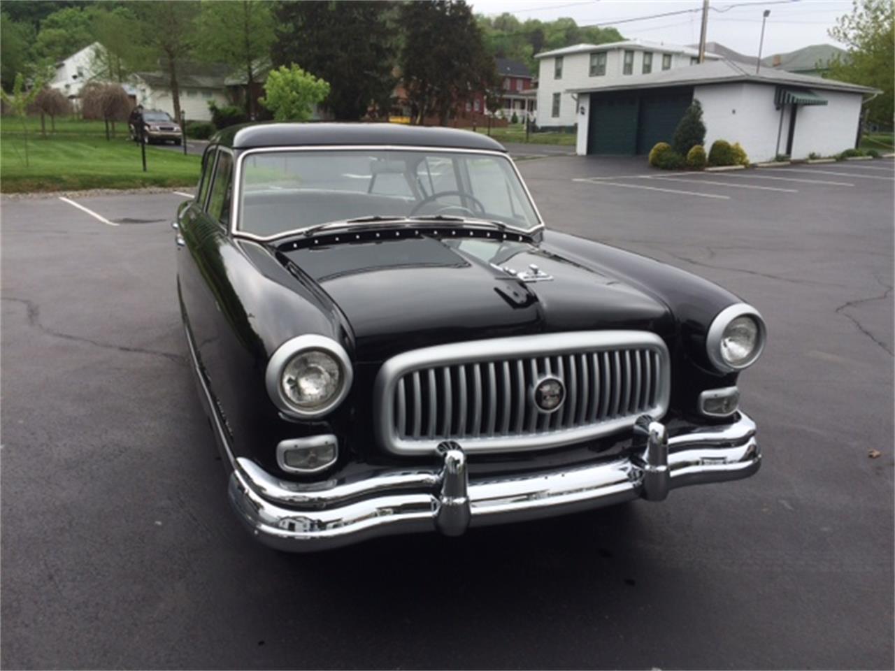 1953 Nash Ambassador (CC-942722) for sale in Romney, West Virginia