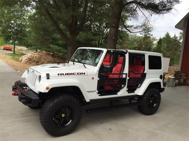 2014 Jeep Rubicon (CC-942778) for sale in Hersey, Michigan