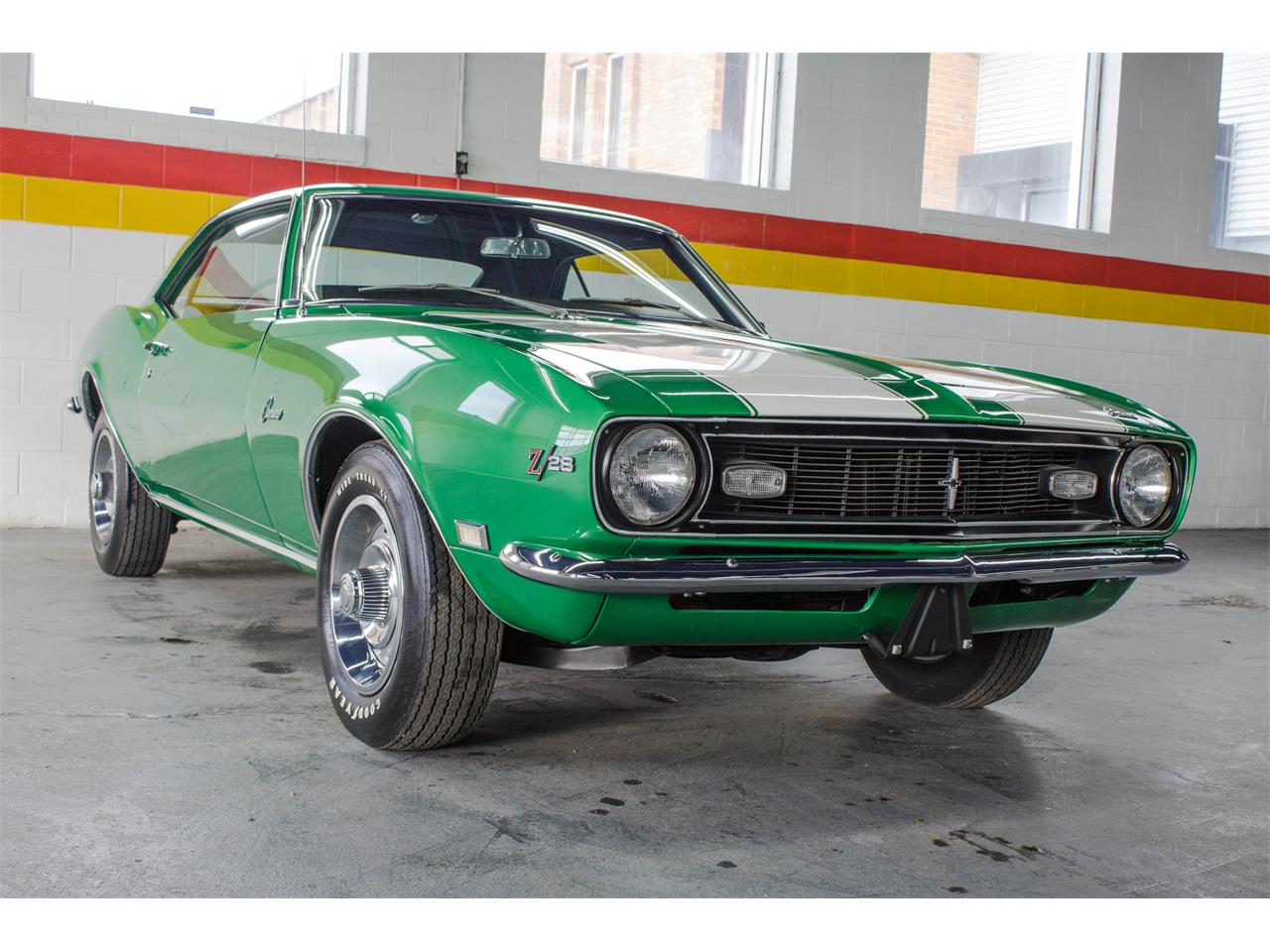 1968 Chevrolet Camaro Z28 (CC-944093) for sale in Montreal, Quebec
