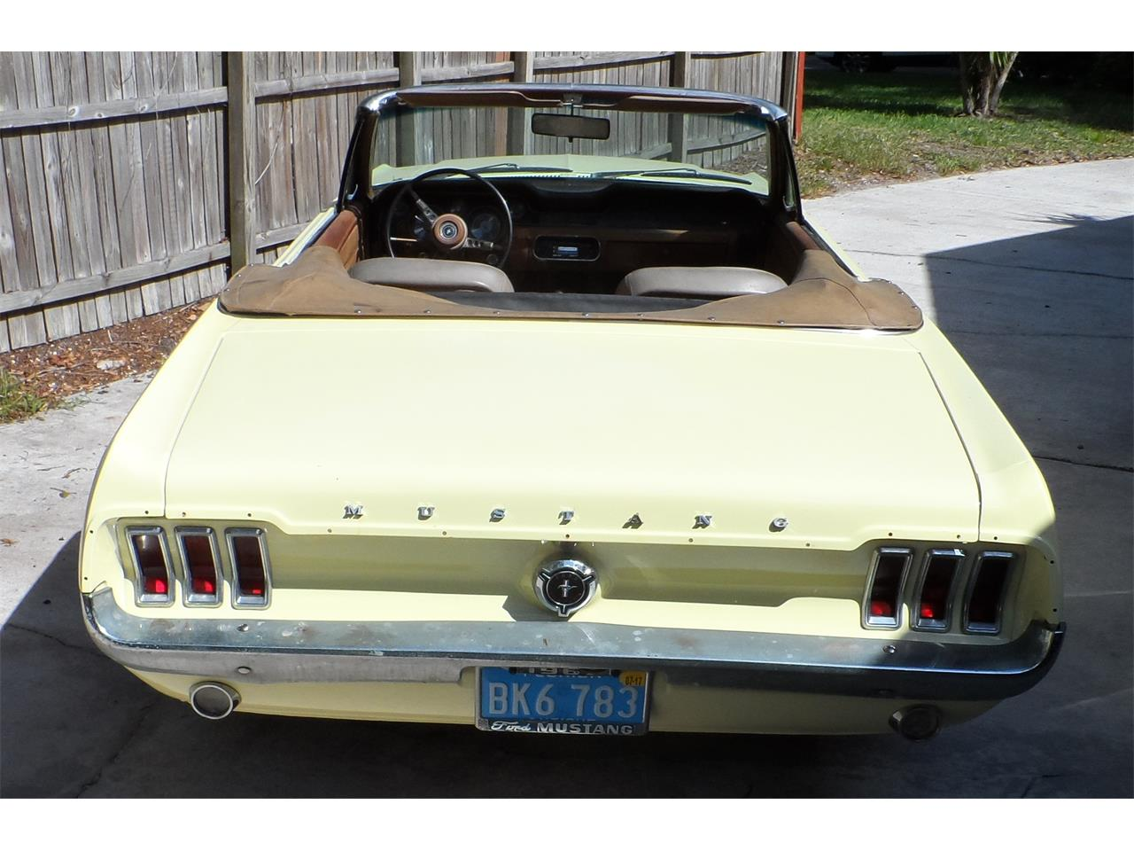 1967 Ford Mustang (CC-944096) for sale in Neptune Beach, Florida