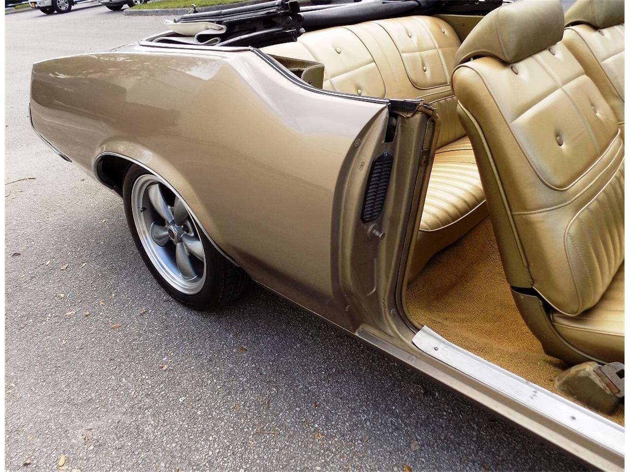 1970 Oldsmobile Cutlass Supreme (CC-944256) for sale in POMPANO BEACH, Florida