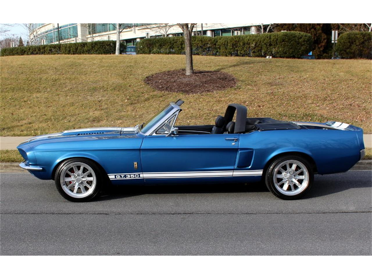 Mustang 1967 Convertible For Sale