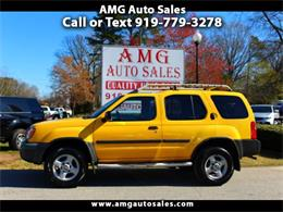2001 Nissan Xterra (CC-940524) for sale in Raleigh, North Carolina