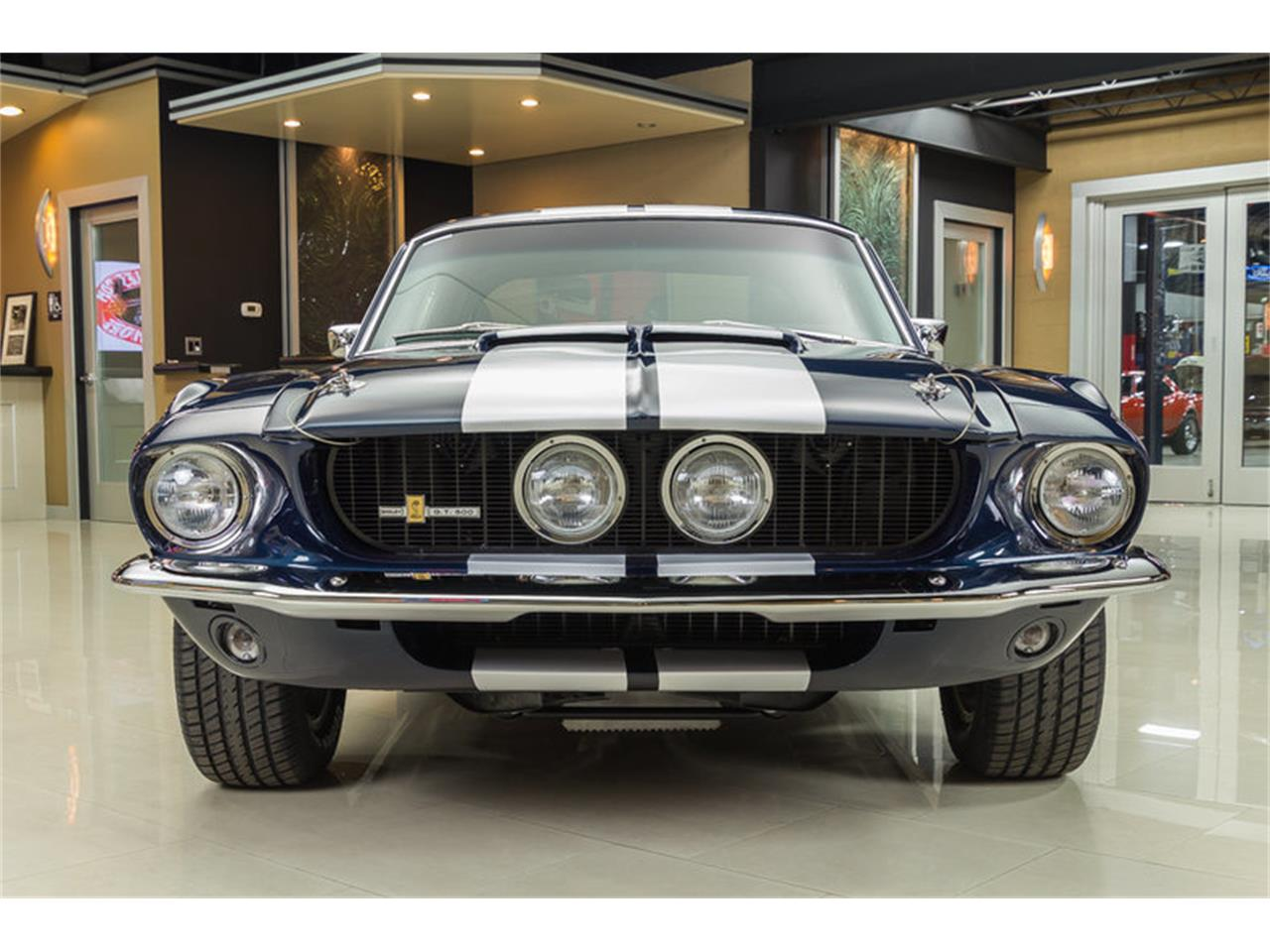1967 Ford Mustang Fastback Shelby GT500 Recreation for ...