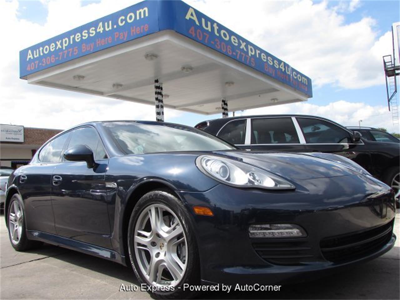 Buy Here Pay Here Orlando >> 2011 Porsche Panamera For Sale Classiccars Com Cc 947269