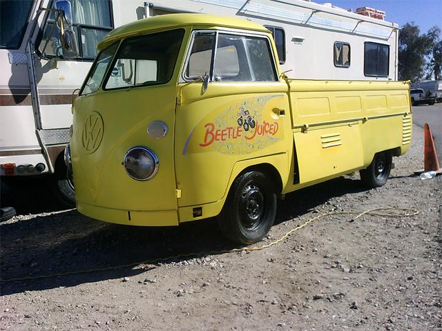 1965 Volkswagen Pickup (CC-947585) for sale in Quartzsite, Arizona