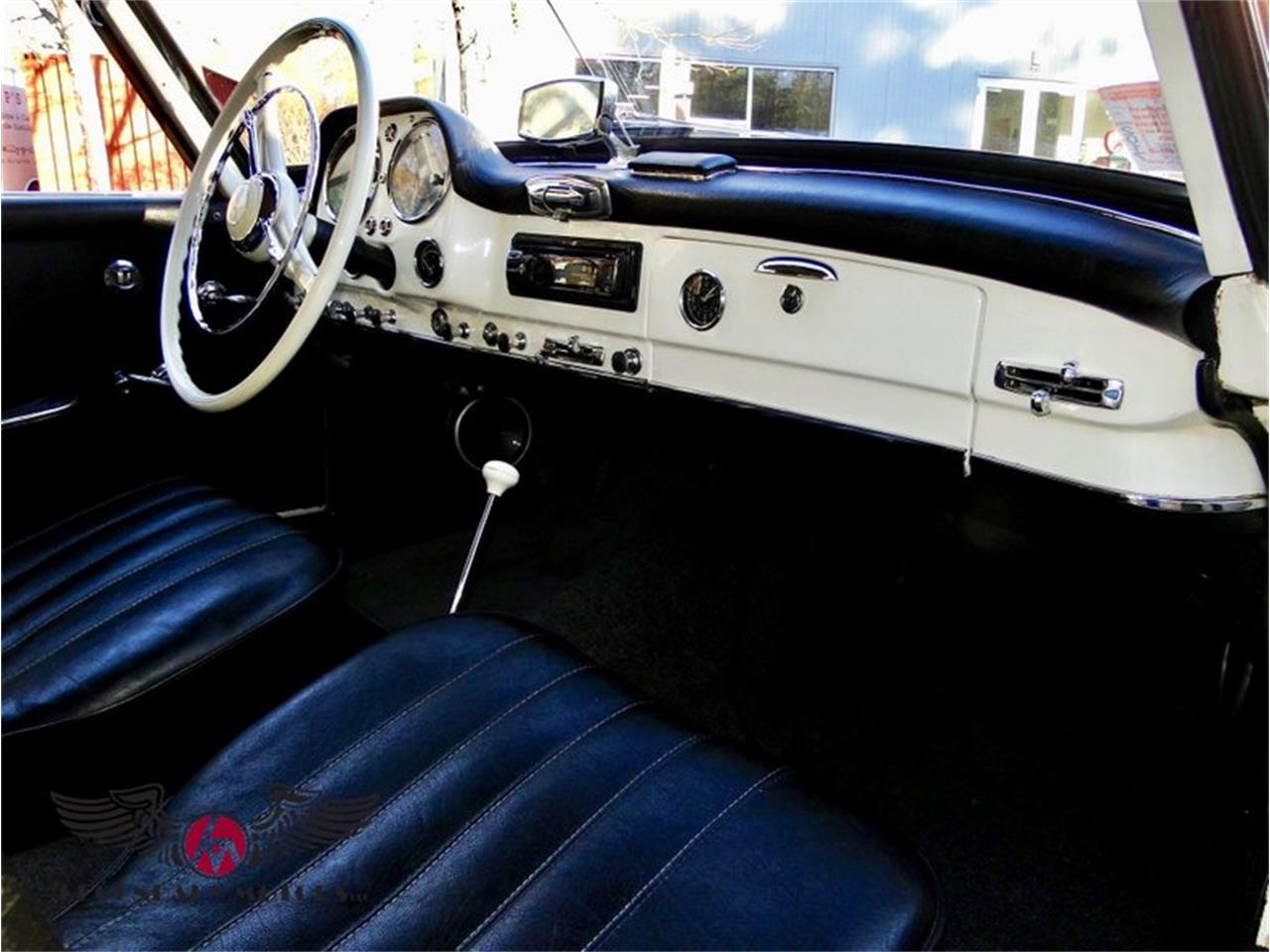 1959 Mercedes-Benz 190SL (CC-947712) for sale in Beverly, Massachusetts