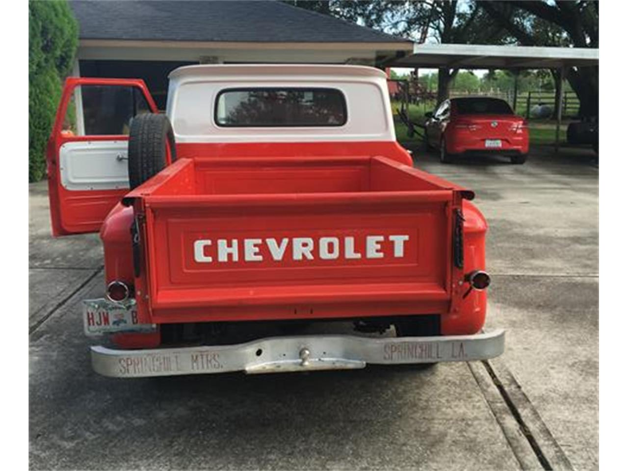 1964 Chevrolet Pickup (CC-947811) for sale in CROSBY, Texas
