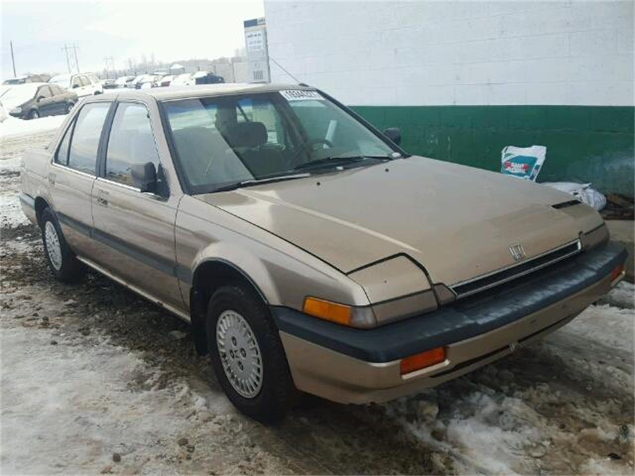 Kelebihan Honda Accord 1987 Tangguh