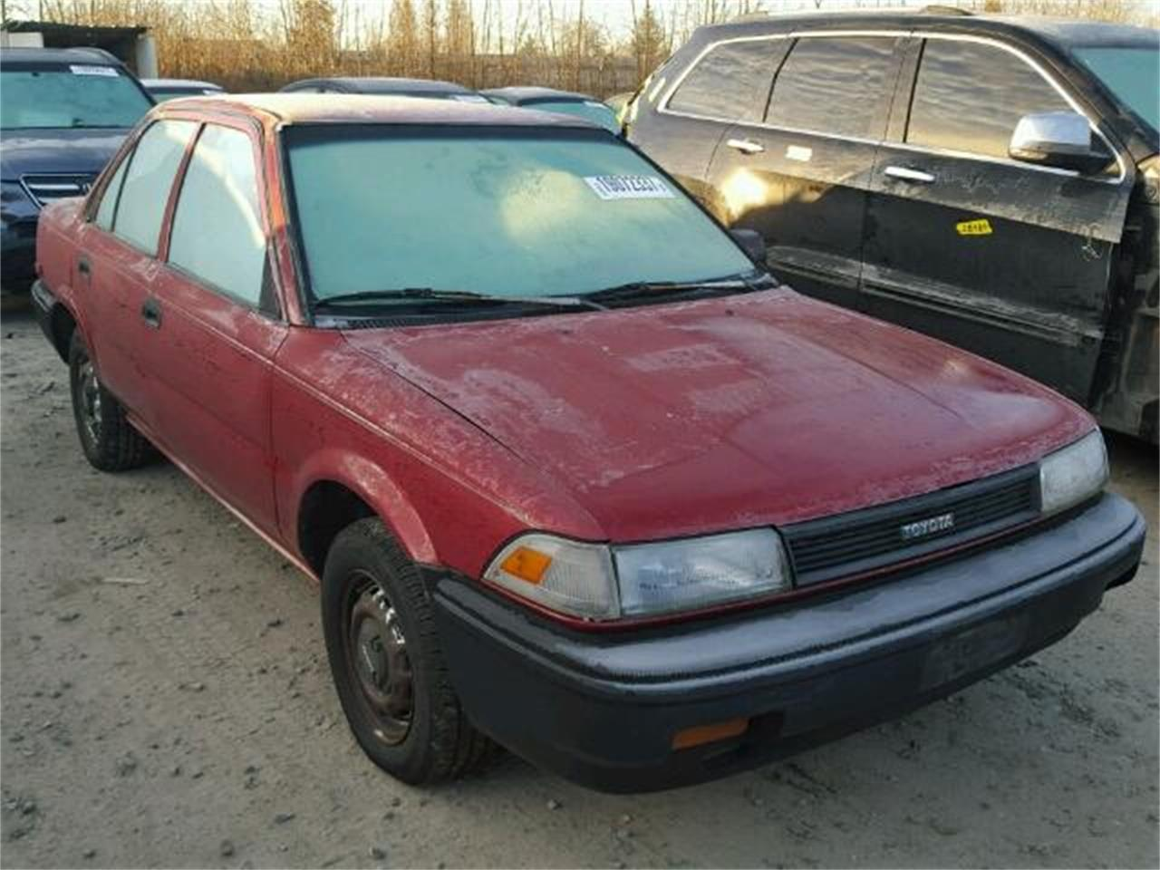 1990 toyota corolla for sale classiccars com cc 948030 1990 toyota corolla for sale