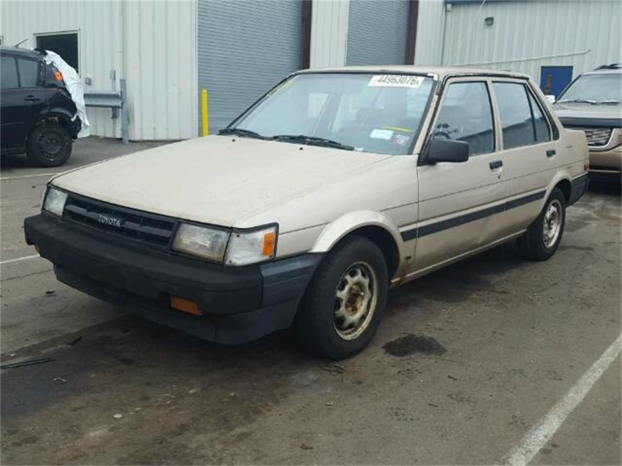1987 toyota corolla for sale classiccars com cc 948470 1987 toyota corolla for sale