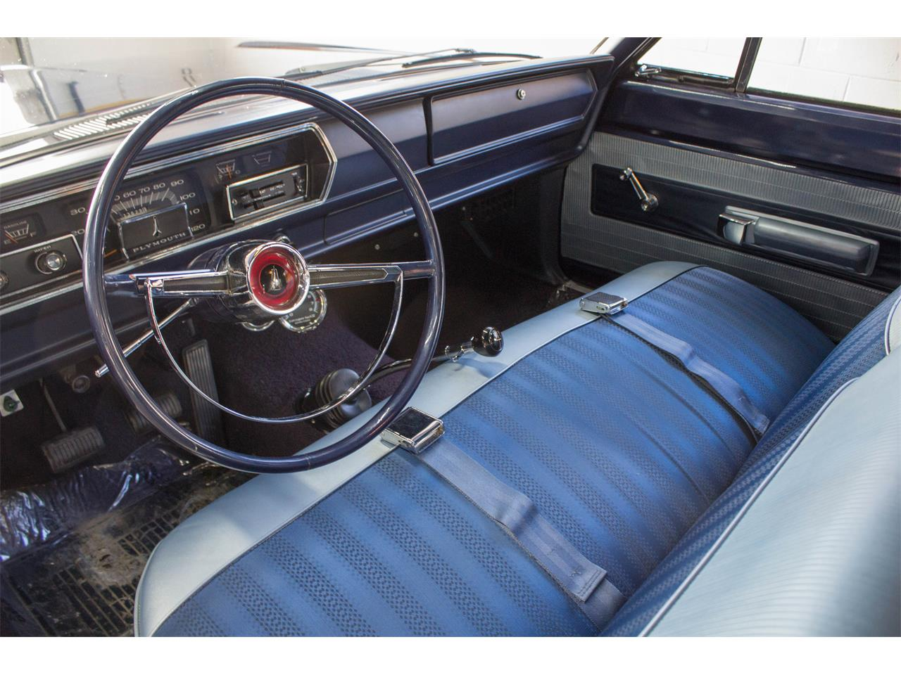 1966 Plymouth Belvedere (CC-940888) for sale in Montreal, Quebec