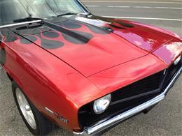 1969 Chevrolet Camaro Z28 (CC-940914) for sale in Westford, Massachusetts