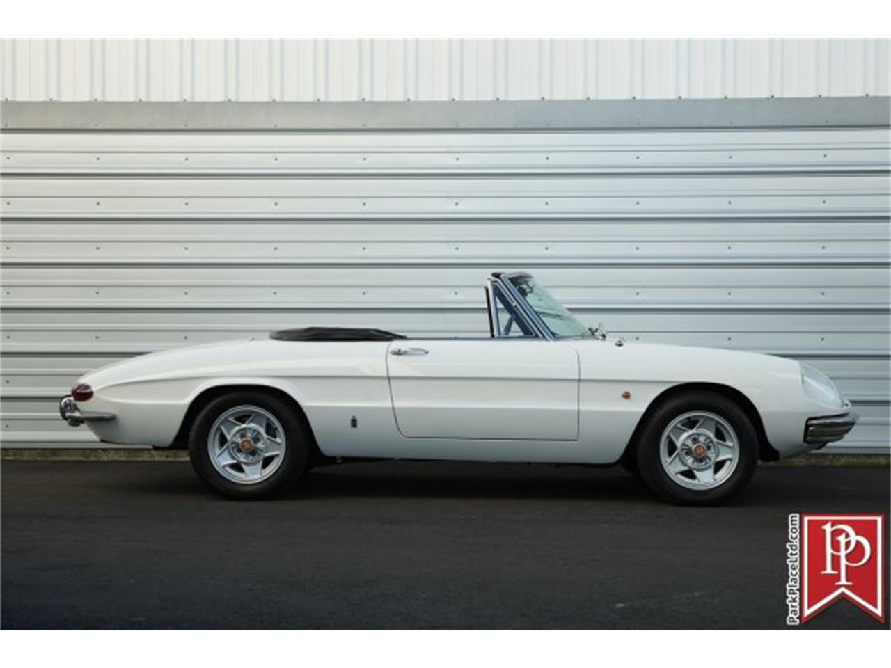 1967 Alfa Romeo Duetto (CC-949149) for sale in Bellevue, Washington