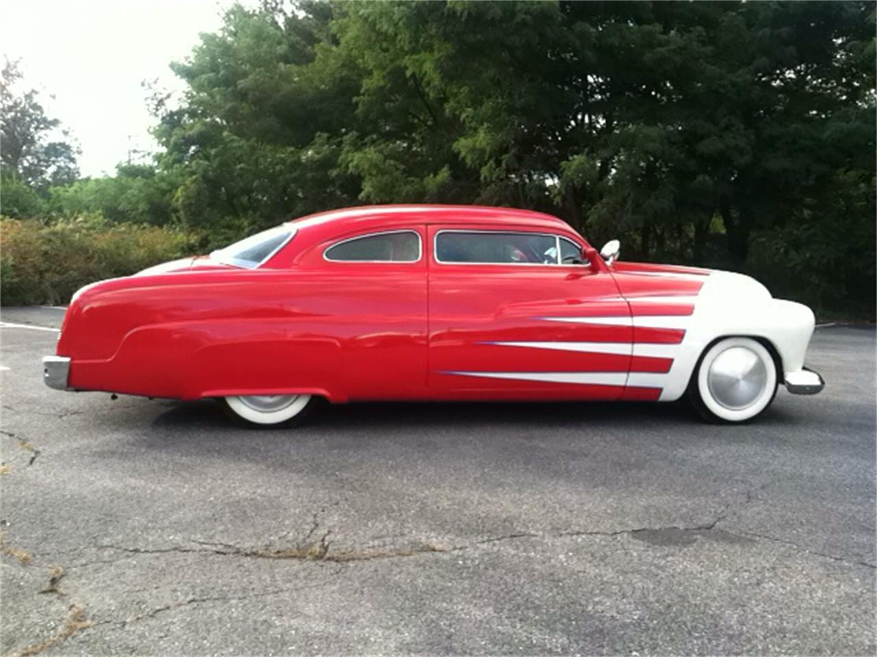 1951 Mercury Lead Sled (CC-940925) for sale in Westford, Massachusetts