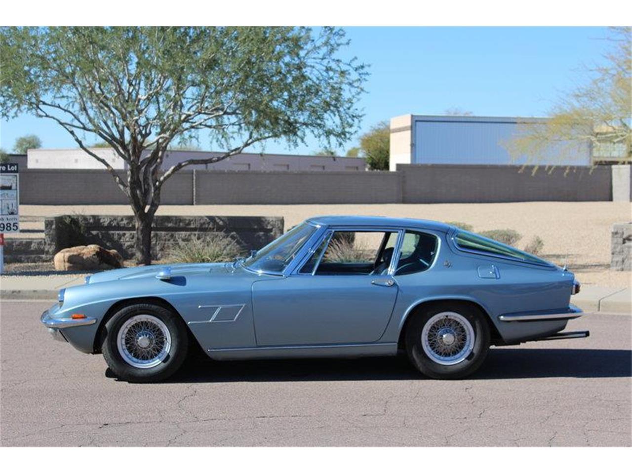1966 Maserati Mistral for Sale   ClassicCars.com   CC-949344