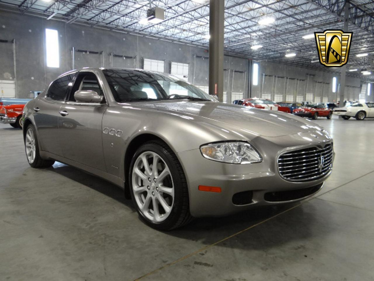 2007 Maserati Quattroporte for Sale | ClassicCars.com | CC ...