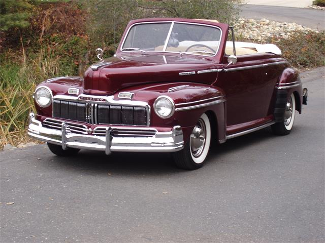 1947 Mercury Convertible