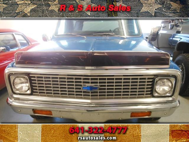 1972 Chevrolet Cheyenne (CC-955081) for sale in Corning, Iowa