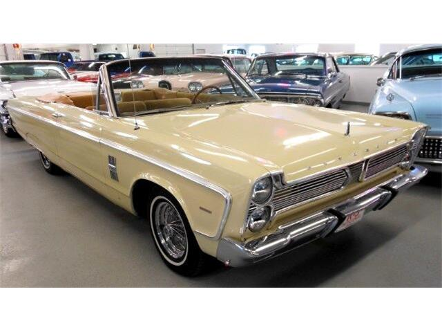 1966 Plymouth Fury (CC-955082) for sale in Corning, Iowa