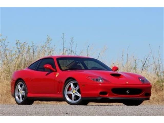 2003 Ferrari 575 Maranello (CC-955393) for sale in Astoria, New York