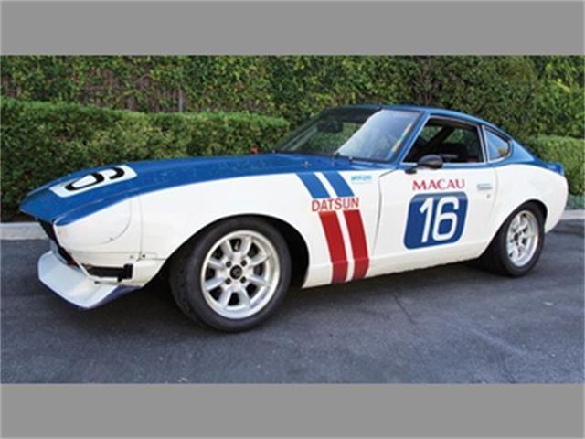 1970 Datsun 240Z Historic Macau F.I.A Race Car (CC-955794) for sale in N Hollywood, California