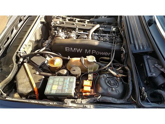 1988 BMW M6 (CC-955802) for sale in N Hollywood, California