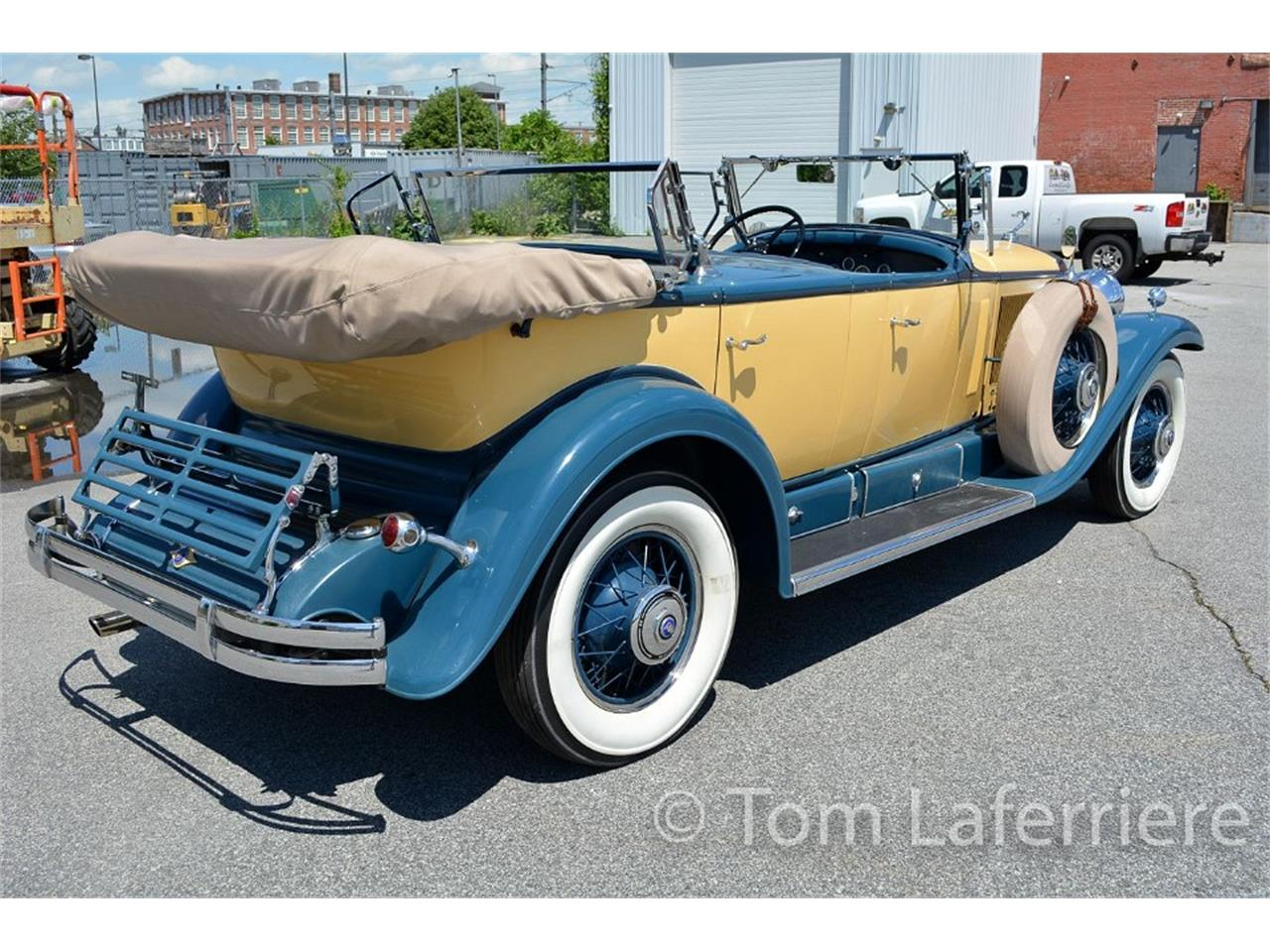 1930 Cadillac Convertible (CC-956003) for sale in Providence, Rhode Island