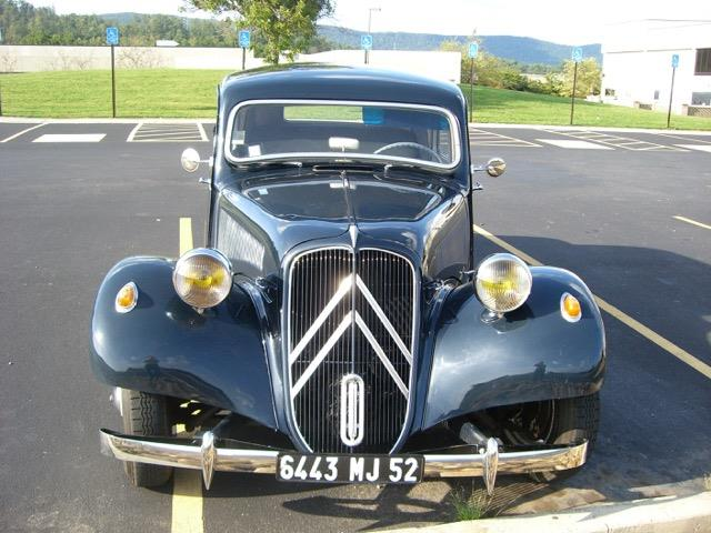 1955 Citroen Traction Avant  (CC-956040) for sale in Crossville, Tennessee
