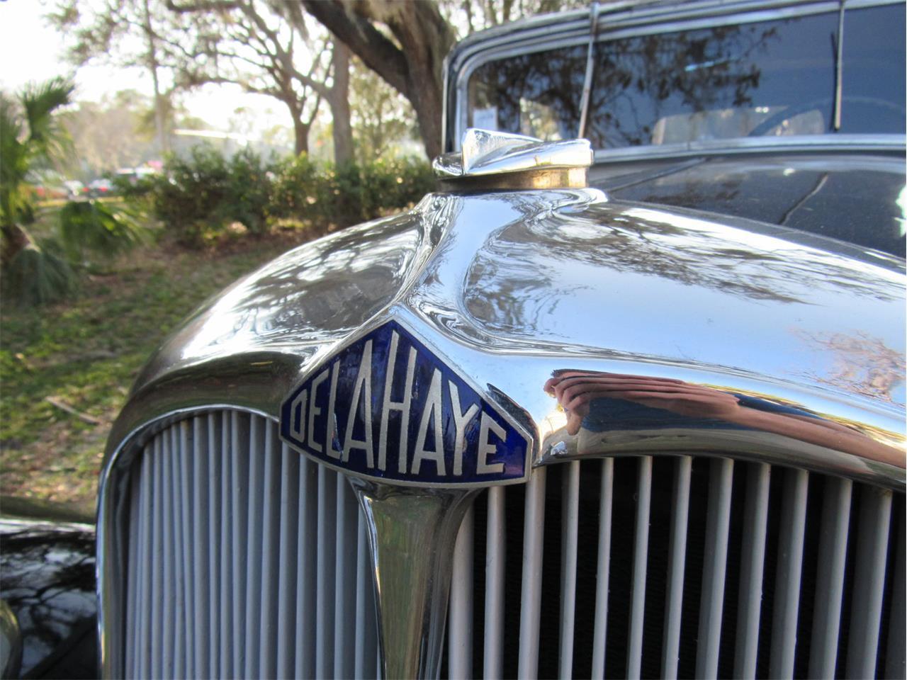 1934 Delahaye Type 134 (CC-956487) for sale in Sarasota, Florida