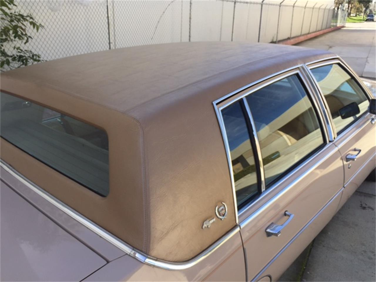 1980 Cadillac Fleetwood Brougham d'Elegance (CC-956773) for sale in Woodland Hills, California
