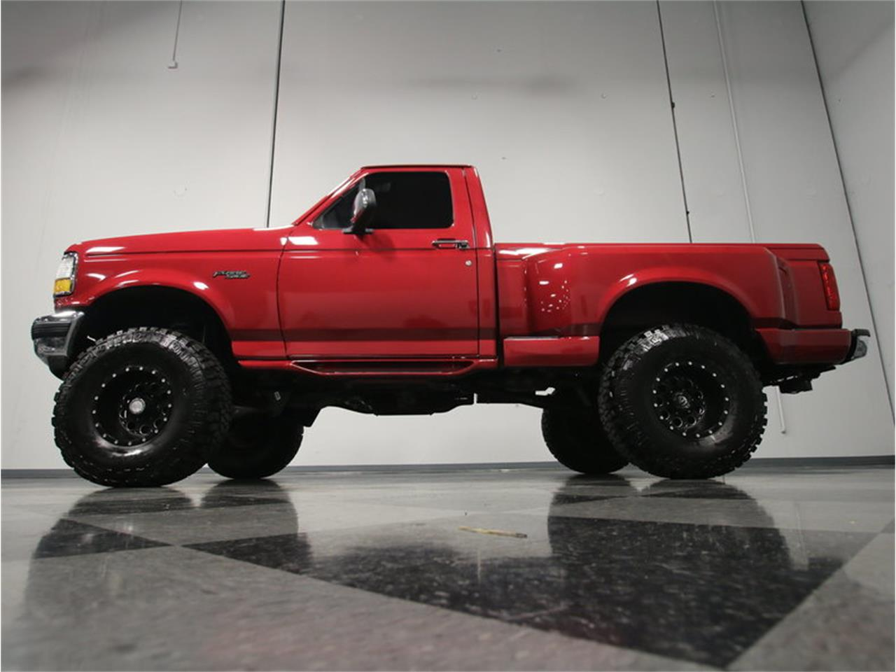 1992 Ford F 150 4x4 Flareside For Sale Classiccars Com Cc 957528