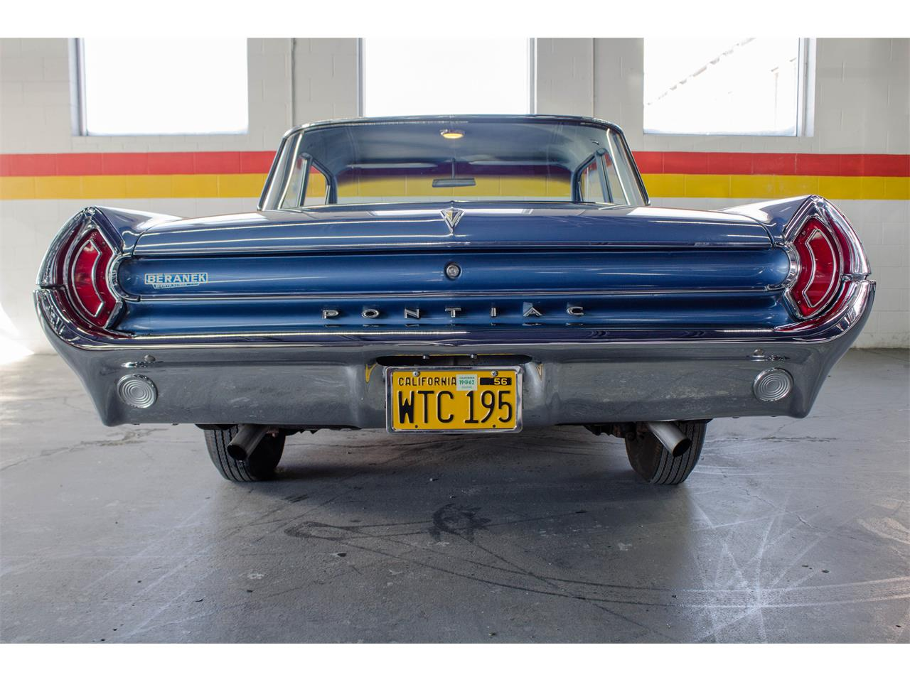 1962 Pontiac Catalina (CC-957731) for sale in Montreal, Quebec